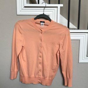 J.Crew Jackie Cardigan sweater
